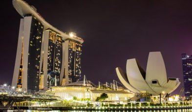 night cycling singapore