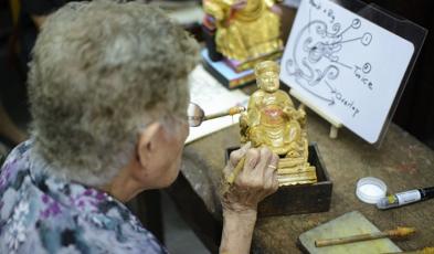 Say Tian Hng Buddha Shop