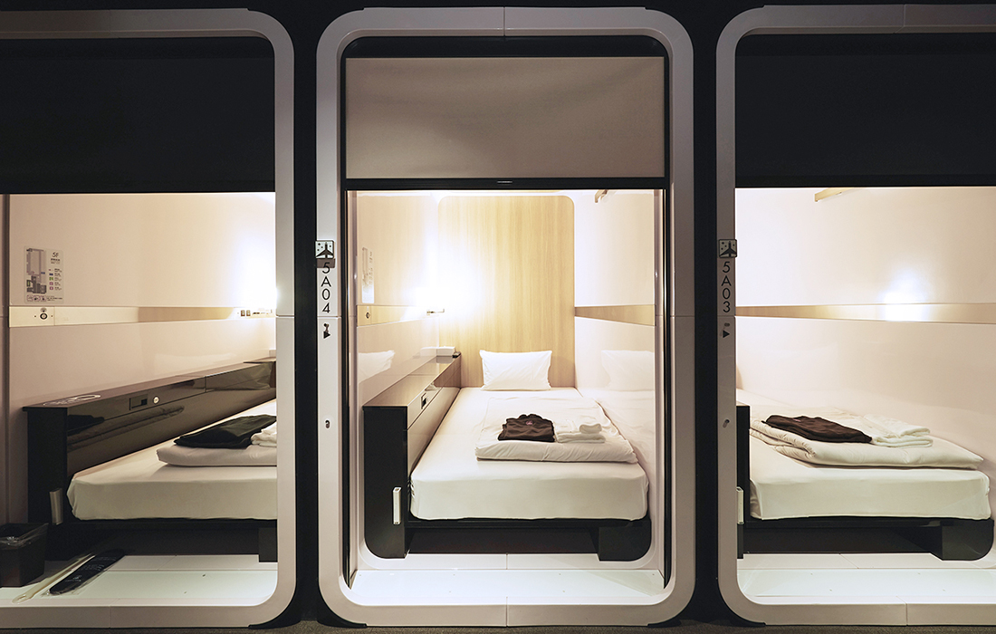 7 Coolest Capsule Hotels for Your Next Stay in Japan