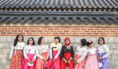 travel tips korea