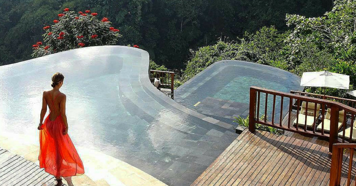 8 Bali Resorts with the Most Stunning Infinity Pools