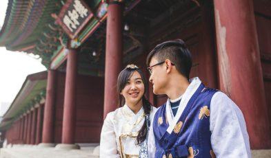 korea budget travel itinerary