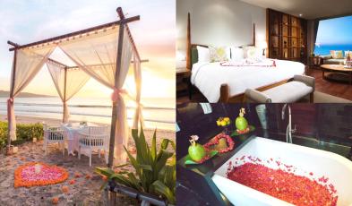 romantic bali resorts