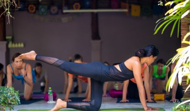 yoga retreats in thailand