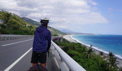 taiwan bicycle journey