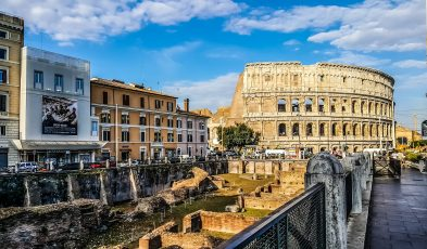 Ancient Architecture in Europe