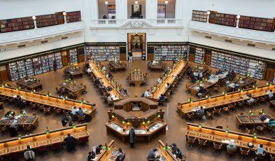 libraries in australia