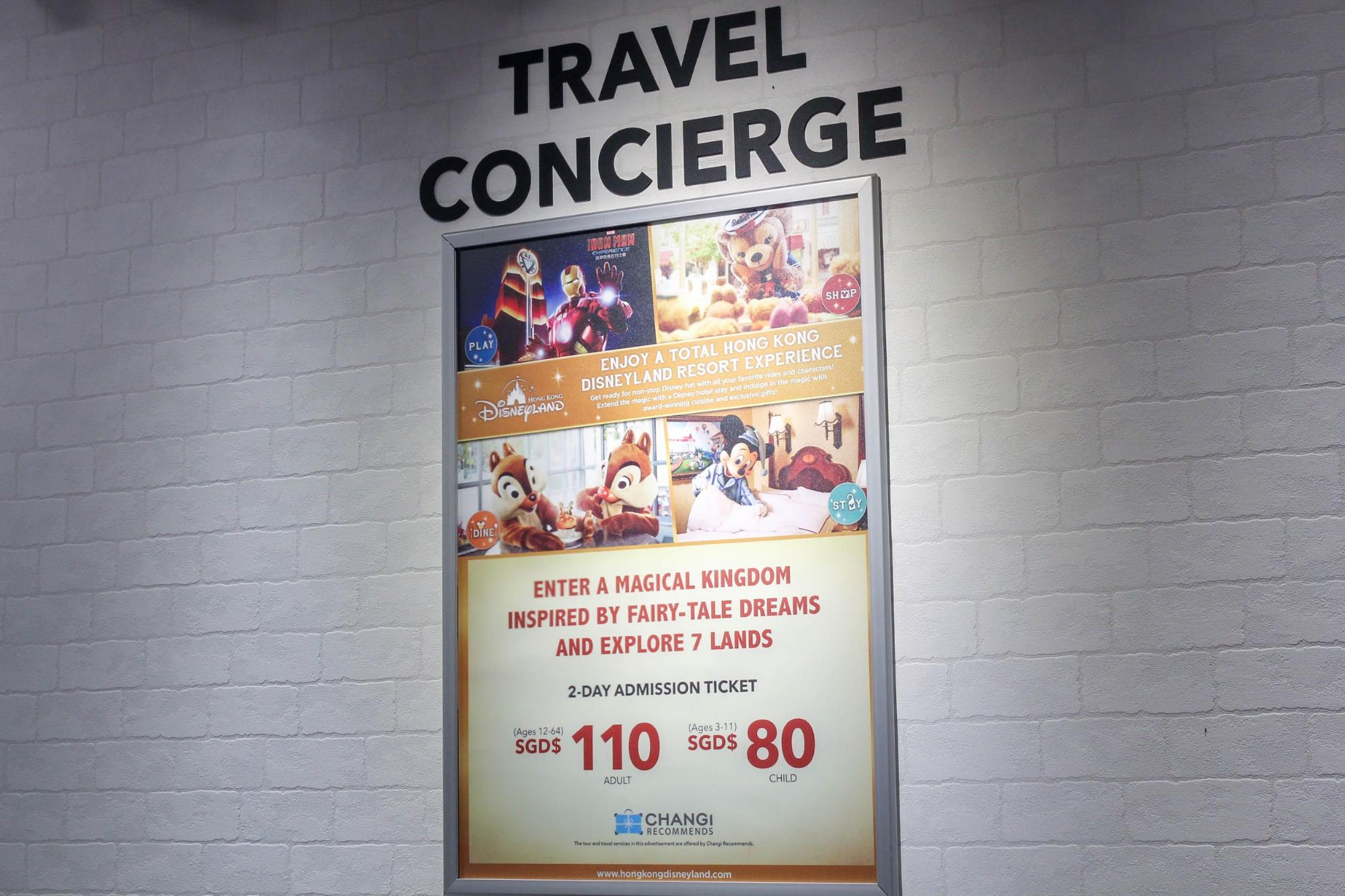 Travel Concierge at HyfeCafe