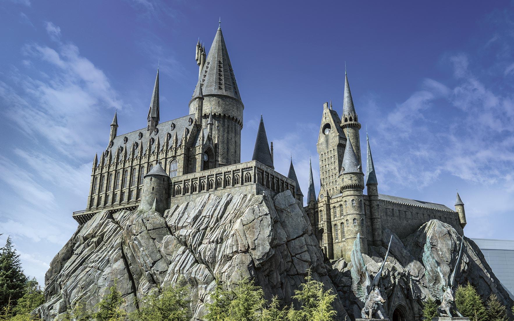 Universal Studios Japan Harry Potter Wizarding World