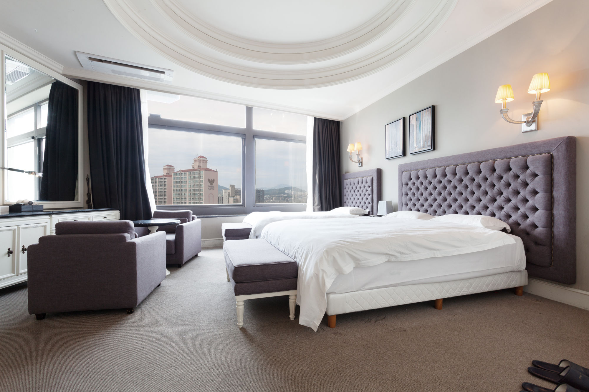 The Riverside Hotel Seoul Korea