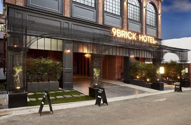 9Brick Hotel Seoul Korea