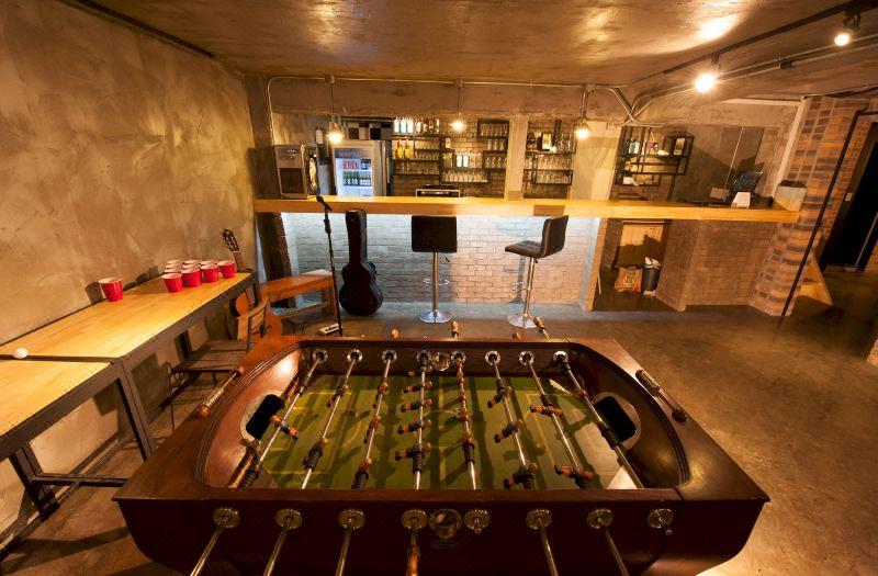 Inno Hostel & Pub Lounge Hongdae Seoul korea