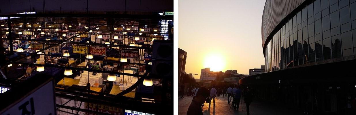 Celebrity Hotspots in Yeouido Seoul Korea