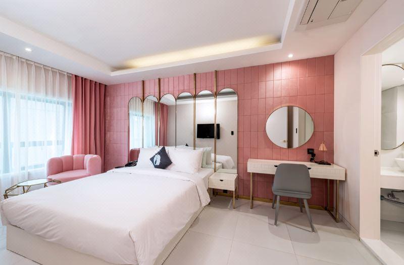 Hotel the Designers Yeouido Seoul Korea