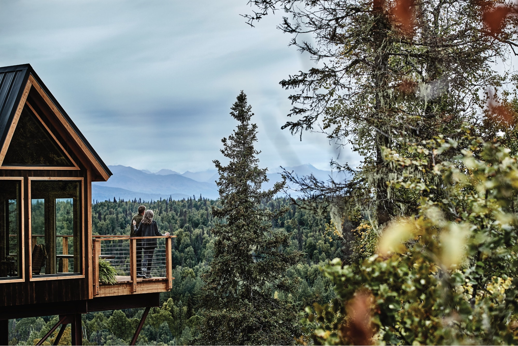 Princess Wilderness Lodge in Denali National Park Alaska