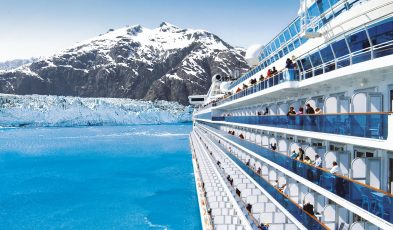 Princess Cruises Alaska Fly-Cruise