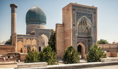 things to do in uzbekistan