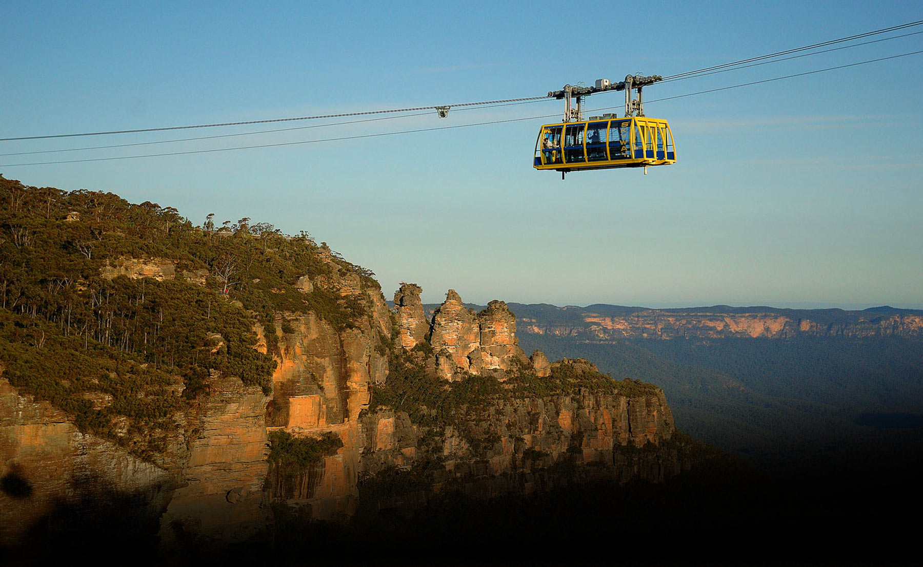 Scenic Skyway, Scenic World, Blue Moutains, New South Wales