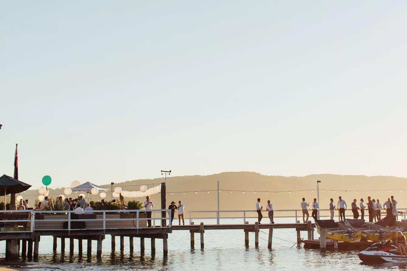 The Boathouse Palm Beach Sydney
