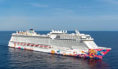 Genting Dream, Dream Cruises