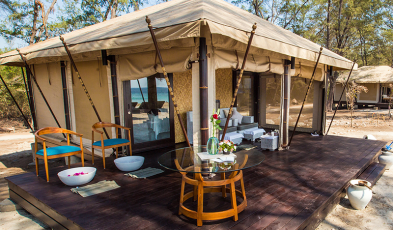 glamping spots in indonesia
