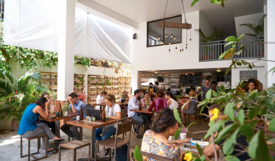 hipster cafes in phnom penh