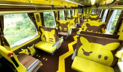 Pikachu Train