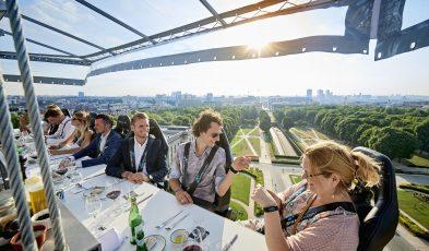 Dinner in the Sky Australia