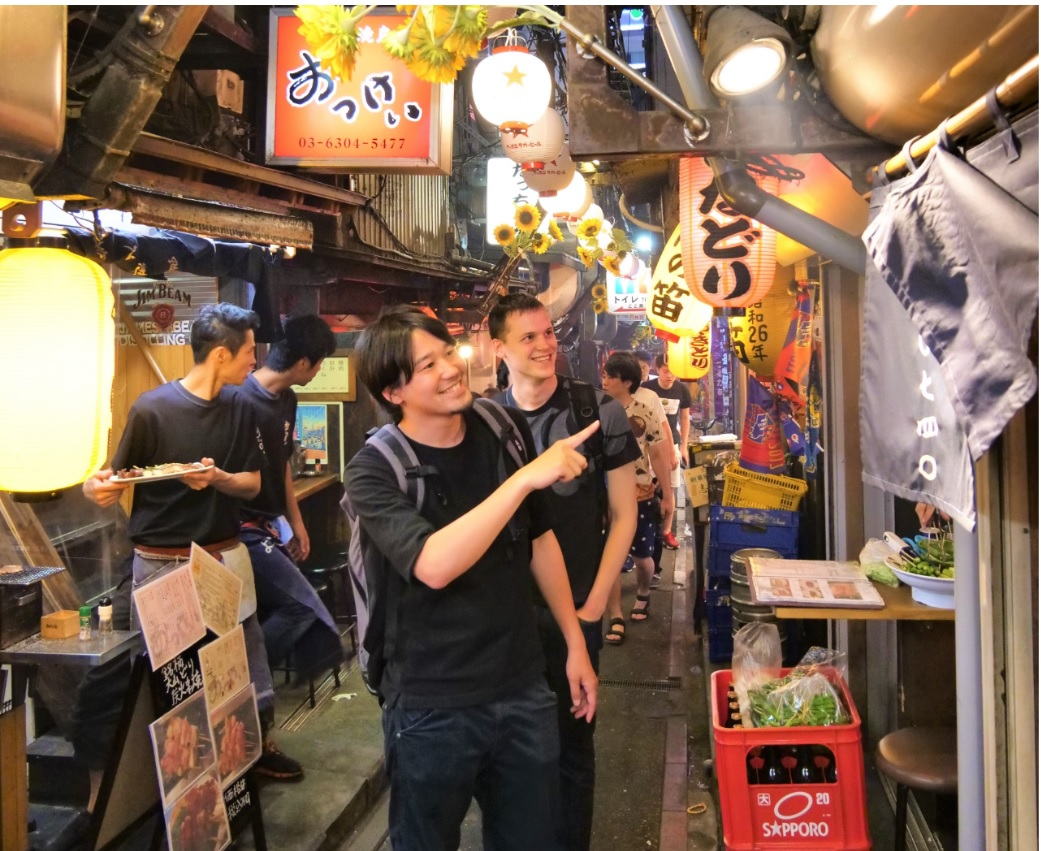 local tours as things to do in tokyo