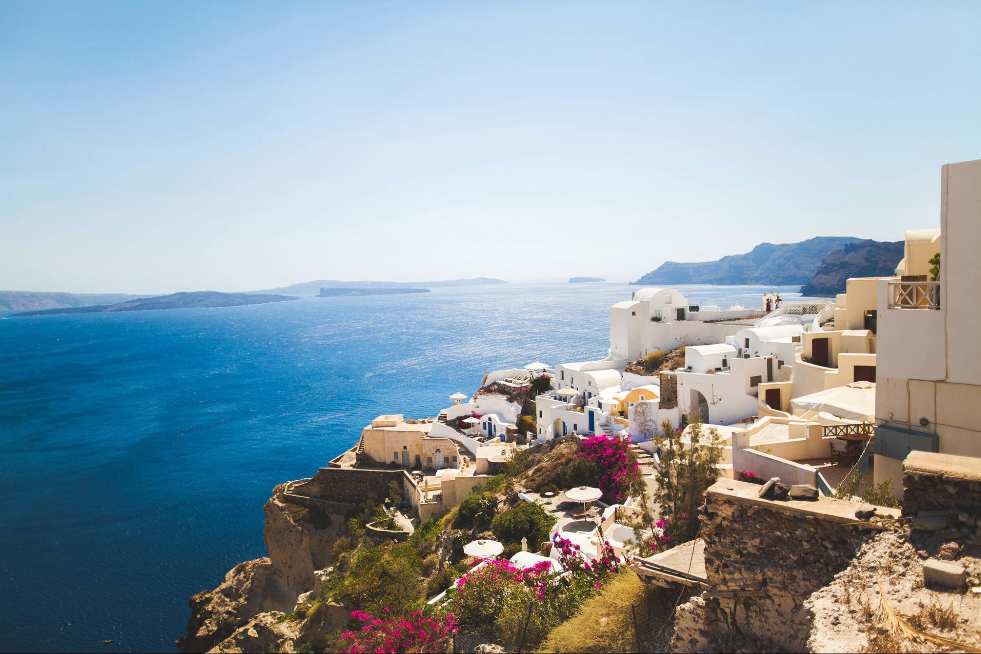 Cruise along the Mediterranean coast
