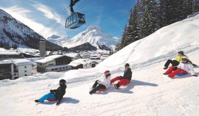 lech zürs am arlberg winter