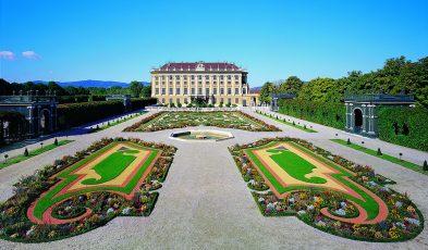 imperial palaces austria