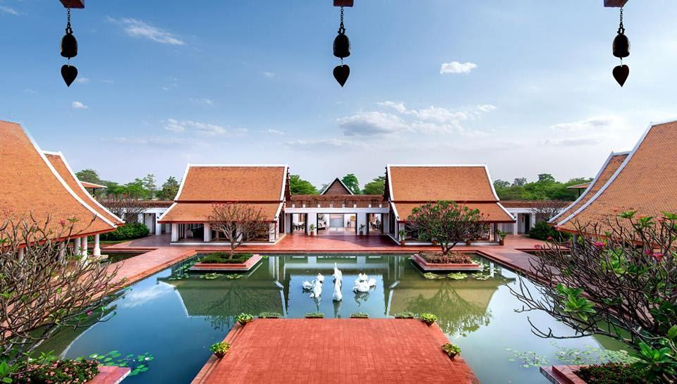 12 Beautiful Heritage Hotels in Thailand