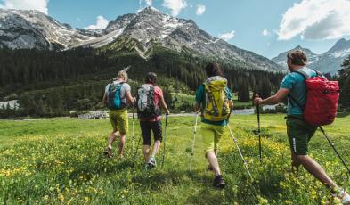 lech zürs am arlberg summer