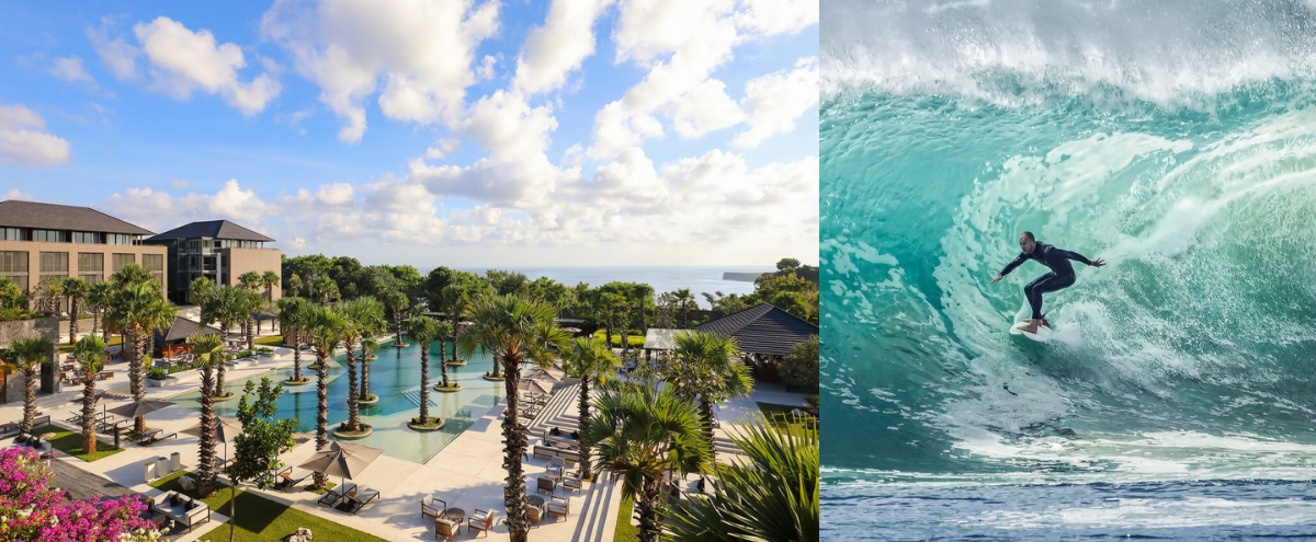 Incredible Resorts in Bali that are Perfect for Surfers