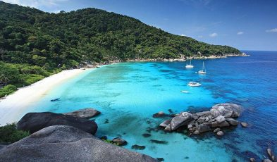 things to do in similan islands