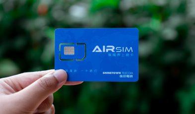 airsim travel sim card