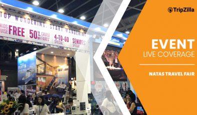 natas travel fair event coverage