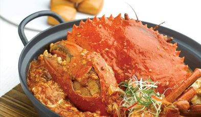 Best Singaporean Food