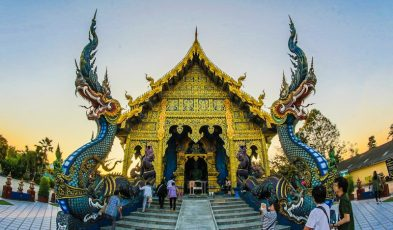 thailand reopening