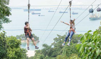 singapore in three weekends