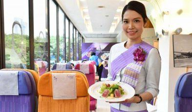 thai airways restaurant bangkok
