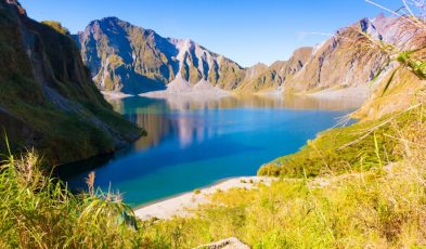 mountains in the philippines