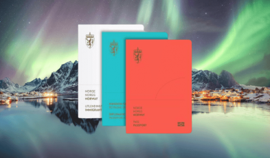10 Coolest Passports of the World: The Best Passport Designs