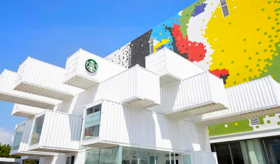 Starbucks in Taiwan