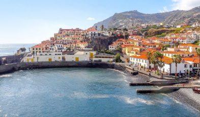 visiting Madeira