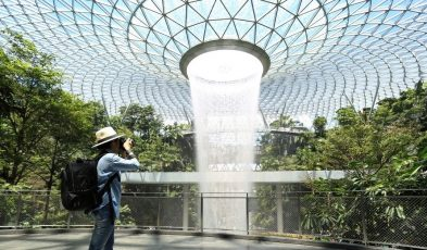 things to do at changi airport
