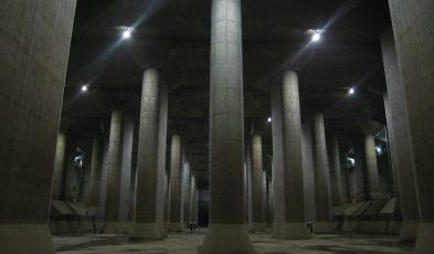 tokyo underground temple