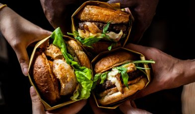 best burger singapore