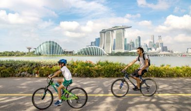 bicycle rental singapore